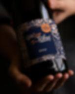 GGF wine label