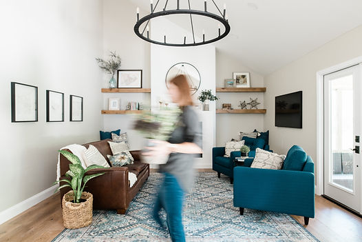 A St. Louis Styleberry Creative Interiors Shoot