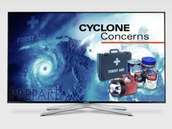 Darwin ABC Plasma - Cyclone Concerns