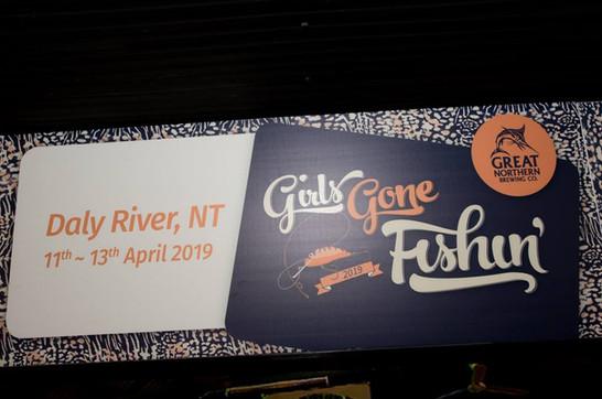 Girls Gone Fishin' 2019