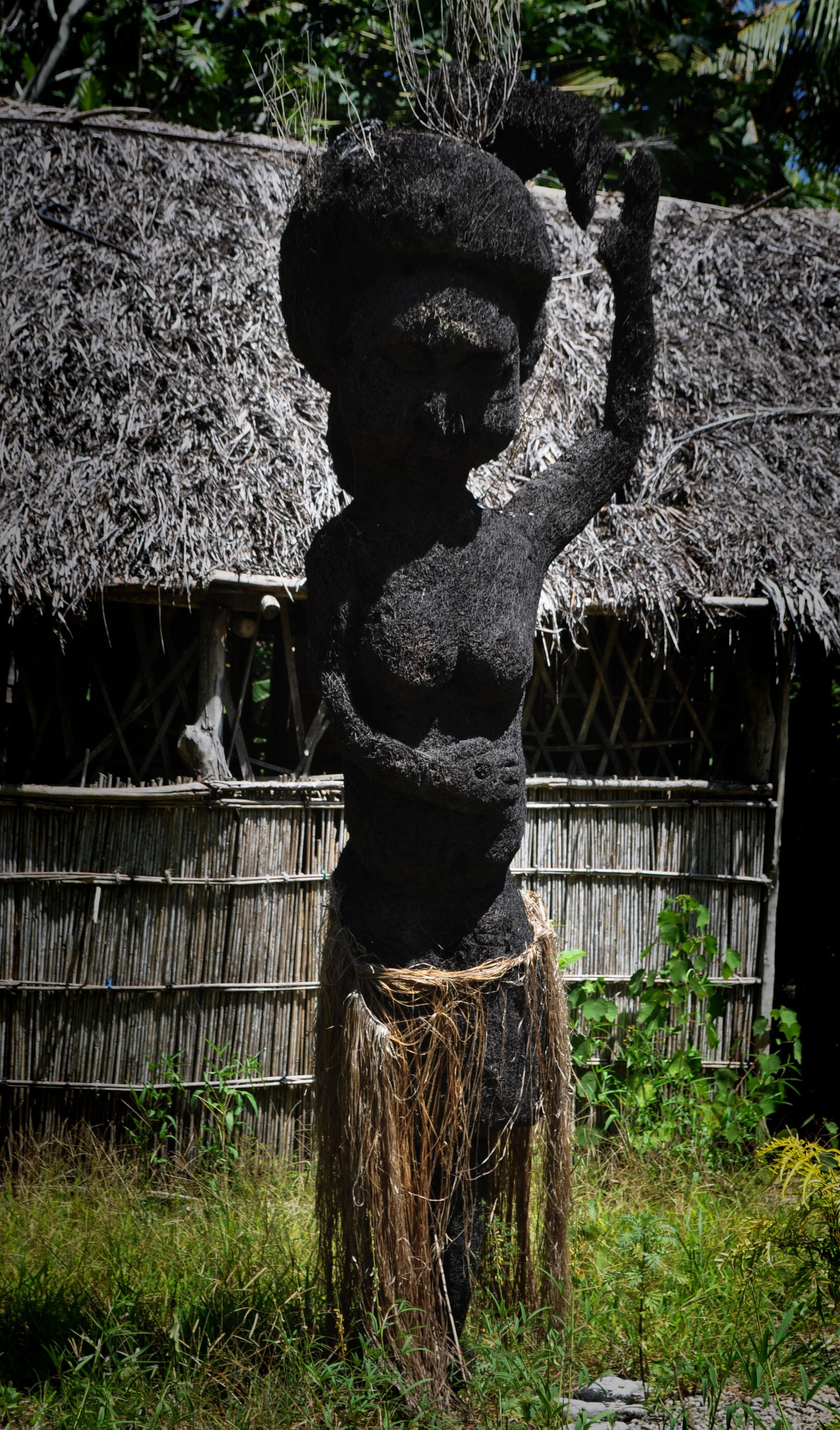 Vanuatu Sculpture
