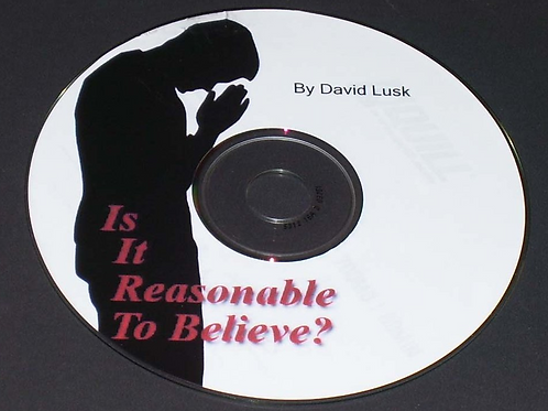 Is it Reasonable To Believe?