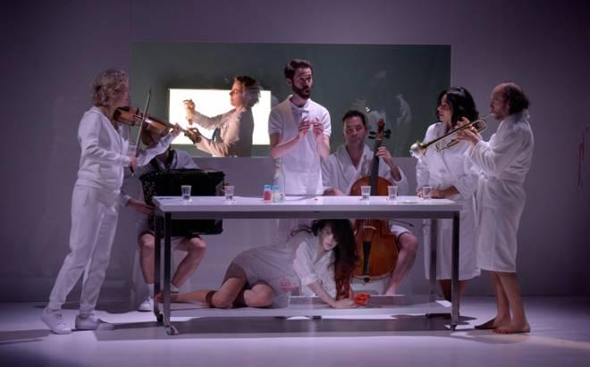 Bach-Sarto: Puis il devint invisible
