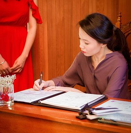 加拿大 BC 省註冊婚姻監禮人 ( 國/粵/英語 )