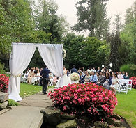 Wedding officiant, Vancouver, British Columbia