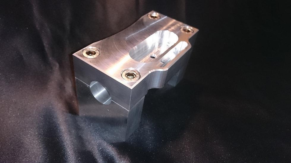 Motogadget Mono-Clamp Riser Assembly