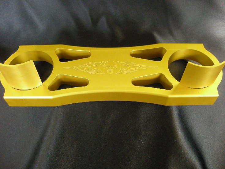 Gold Anodised Fork Brace Yamaha XJR1300 & XJR1200