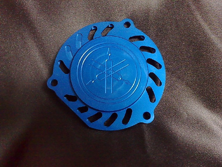 Anodised Alternator Cover for Yamaha XJR1300 & XJR1200