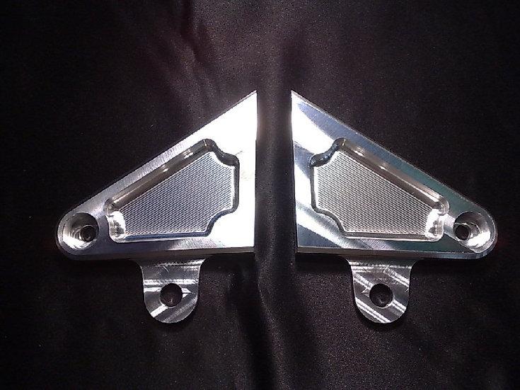 Suzuki GSX1400 Billet Headlight Brackets