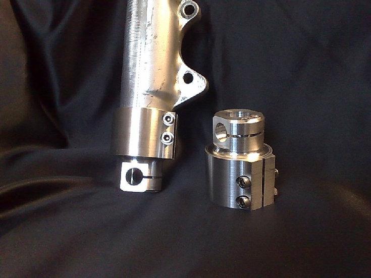 Fork Leg Extensions & Axle Mounts