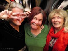 The Ya Ya's - Sandra, Lisa, Carole