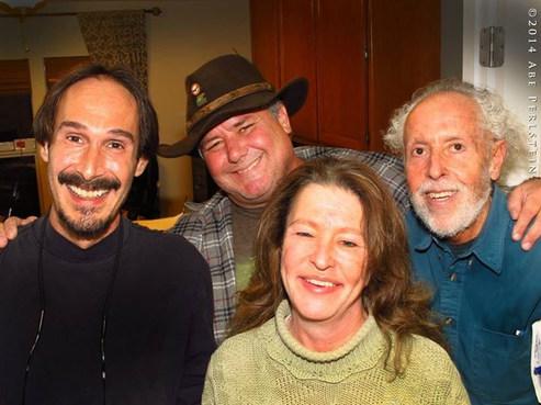 Hal Abrams, Mr. Bill, Cheryl the Chameleon, Harry Farmer