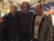 Malcombe Holcombe, Hal Abrams, Vincent Bernardy