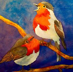 Rockin' Robin Tweet-tweedily-tweet
