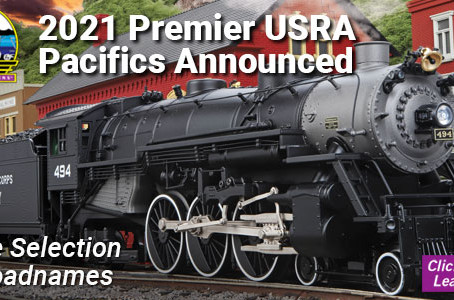 Premier Line 4-6-2 USRA Heavy