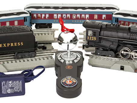 Shop Our Lionel Ready-to-Run Holiday Sale