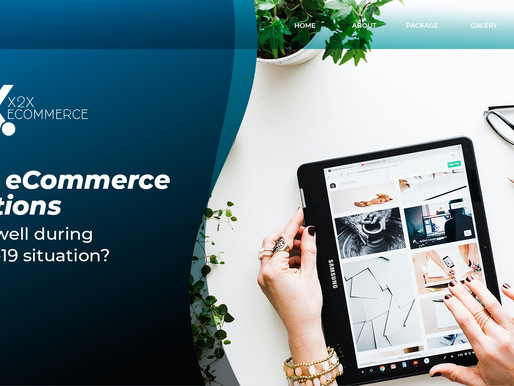 How eCommerce solutions works well during COVID-19 situation?