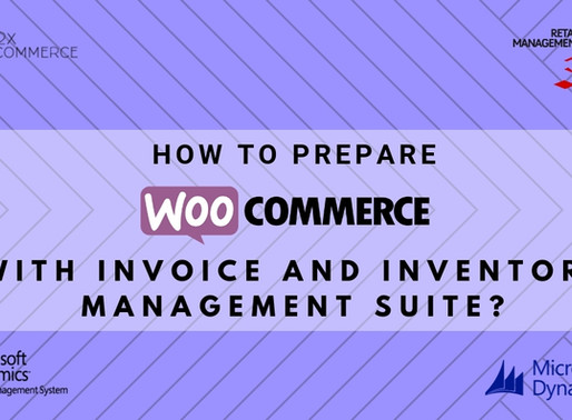 How to prepare WooCommerce with Invoice and Inventory Management Suite?