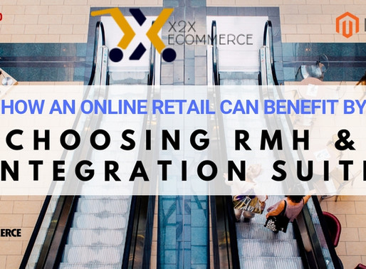 How an online retail can benefit using RMH and integration suite?