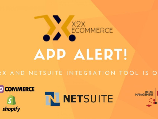 APP ALERT! x2x and Netsuite Integration Tool is out!