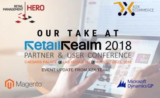 Our take at the Retail Realm 2018 Partner and User Conference