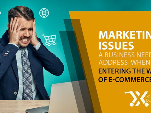 Marketing Issues for Businesses in the World of E-Commerce