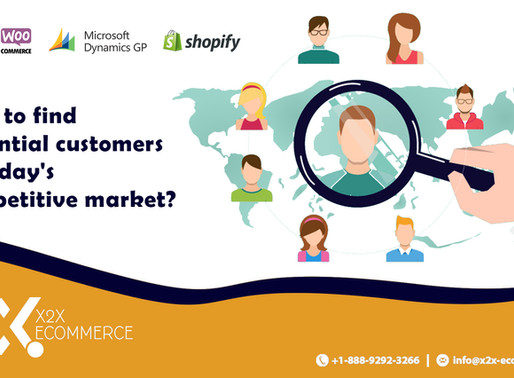 How to find potential customers in today's competitive market?