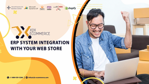 ERP System Integration with Your Web Store