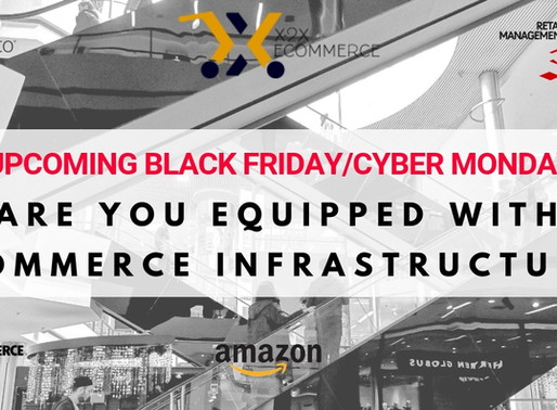 Upcoming Black Friday (Cyber Monday) – Equipped with an eCommerce infrastructure?