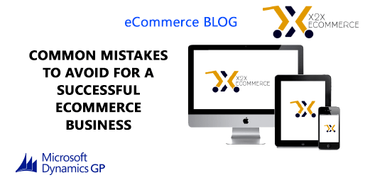 What are the common mistakes to avoid for a successful eCommerce Adoption?