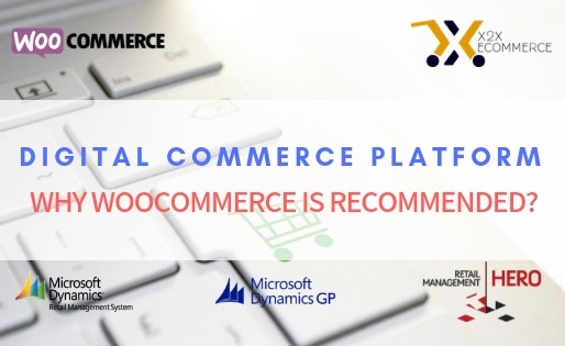 Digital Commerce Platform – Why WooCommerce is chosen by mid-market retailers today?