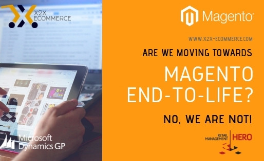 Are we moving towards Magento 1 End-of-Life? Not yet!