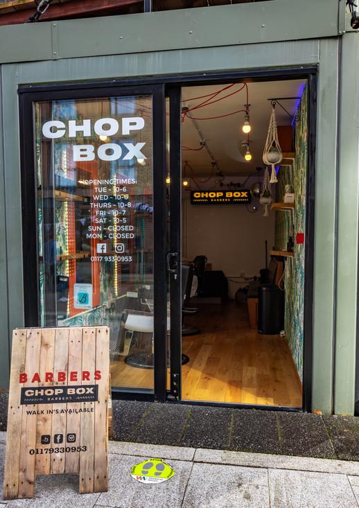 Chopbox Barbers