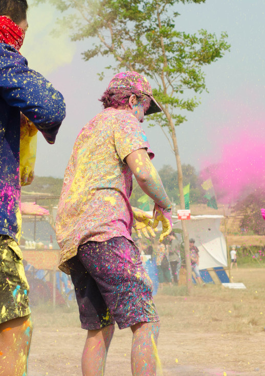 Color Paint Fight