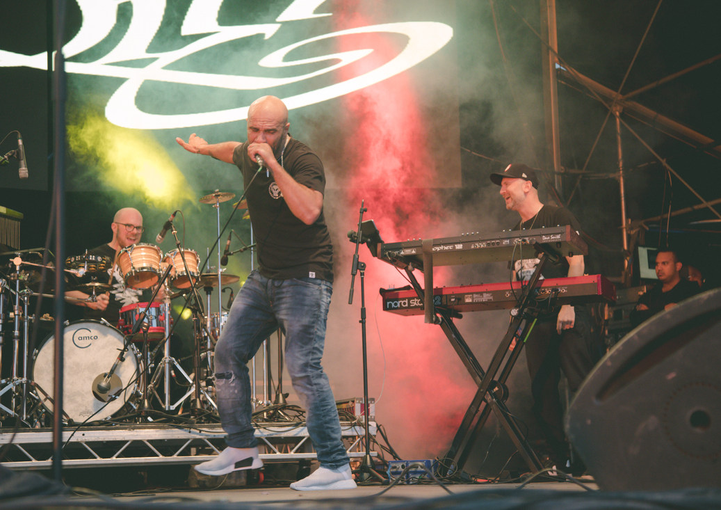 Goldie - The Downs Festival