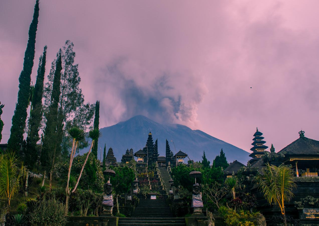 Mt Agung - Bali