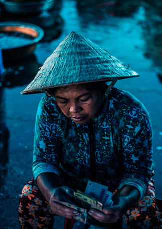 Hoi An - Fish Market