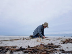 Fieldwork at Sapelo Island, GA (2018)