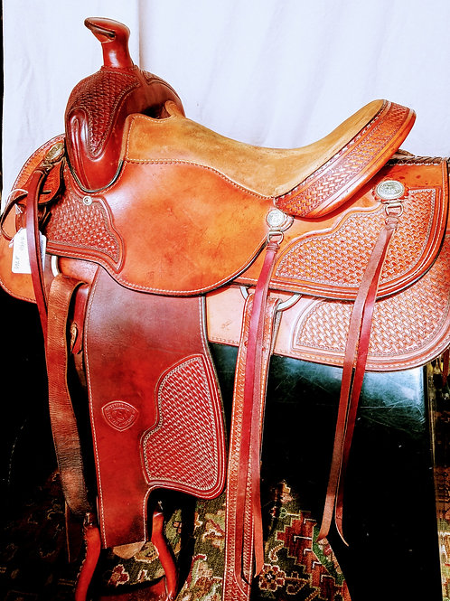 """Western Hereford brand by Textan 16"""""""