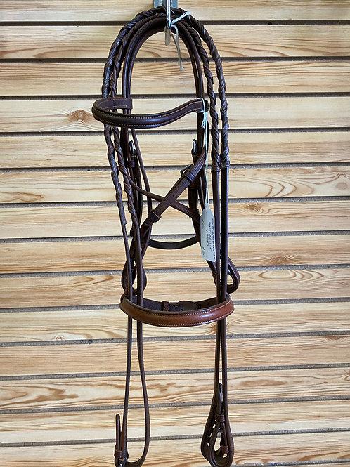 Padded Pony Bridle
