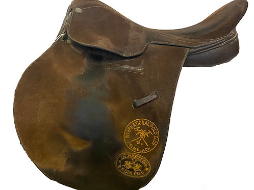"""La Martina 18"""" - 18.5"""" Polo Saddle"""