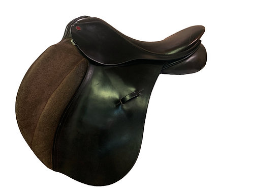 "Albion 17.5""  Eventing Saddle"