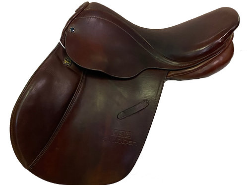 "Stubben 16"" Edelweiss CS Junior Saddle"