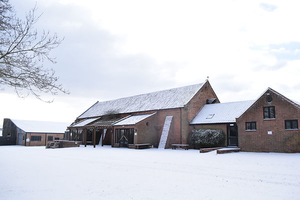 Hunters Hall in the snow.jpg