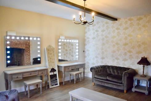 Bridal Preperation Room