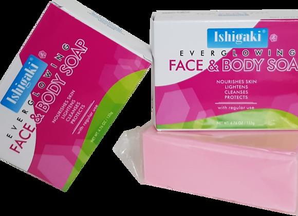 Ishigaki®️ Everglowing Face & Body Soap
