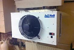 Cellar cooling cooler system grantham