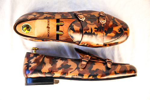 Double Monk Luxe Loafer