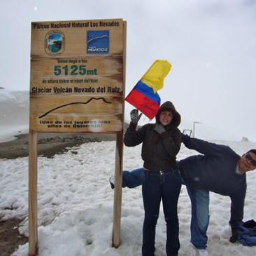 Nevado del Ruíz
