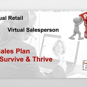 A Sales Plan to Survive & Thrive [Webinar]